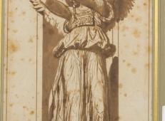 大天使拉斐尔是上帝对男人的祈祷素描.jpg