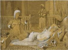 安格尔宫女与奴隶素描稿.jpg