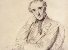 安格尔素描人像《皮埃尔·弗朗索瓦·亨利·拉布鲁斯特》.jpg