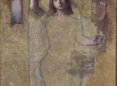 基督耶稣在医生之间的素描.jpg