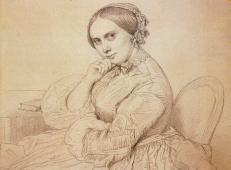 《让·奥古斯特·多米尼克·安格尔夫人》素描像.jpg