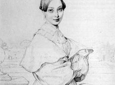 巴尔塔夫人和她的女儿,葆拉素描.jpg