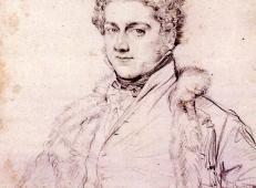 安格尔素描肖像《查尔斯·罗伯特·科克雷尔》.jpg