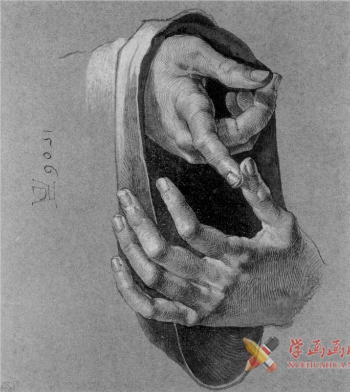 素描手图片欣赏(3)