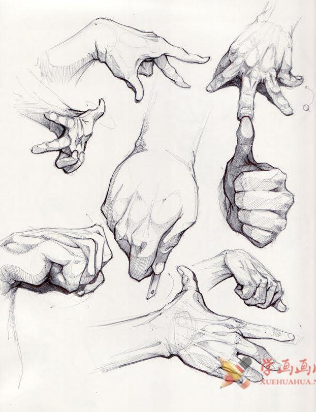 素描手图片欣赏(7)