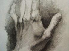 素描手图片欣赏