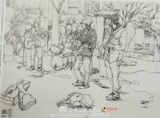 2015年中国美术学院速写高分卷 (4).jpg