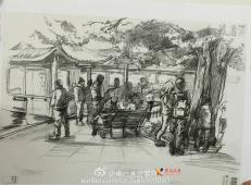 2015年中国美术学院速写高分卷 (16).jpg