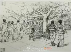 2015年中国美术学院速写高分卷 (10).jpg