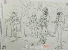 2015年中国美术学院速写高分卷 (7).jpg