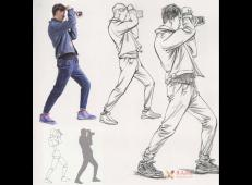 单个人物各姿态速写图片28.jpg