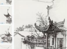 优秀风景速写图片大全 (3).jpg