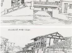 优秀风景速写图片大全 (48).jpg