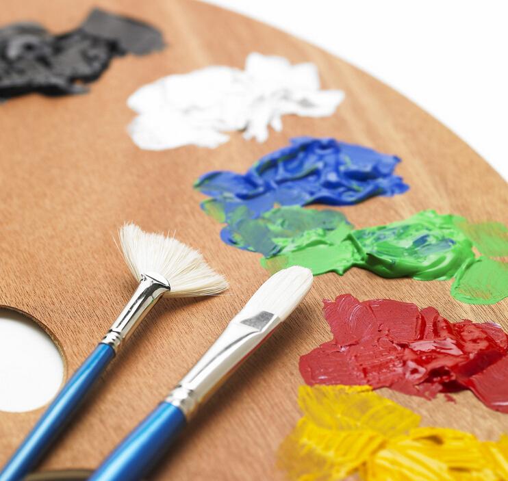 画油画的工具