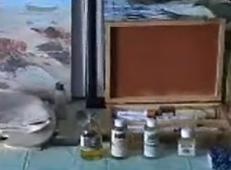 油画入门视频教程_油画工具的用法
