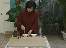 油画入门系列视频教程2_油画底子的制作方法