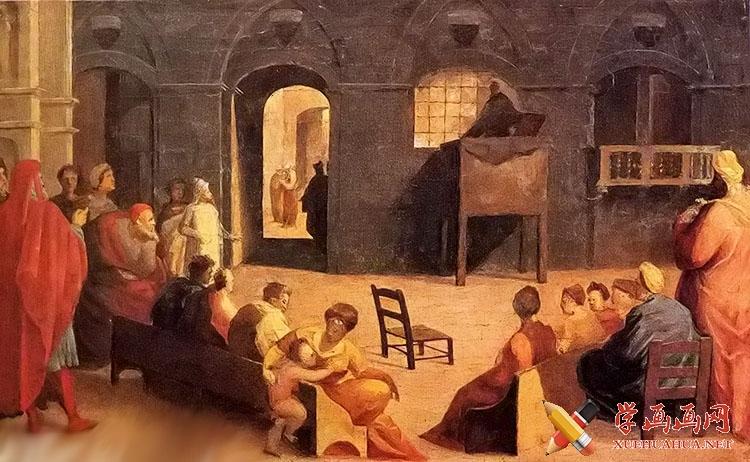 Domenico di Pace Beccafumi作品大全(2)