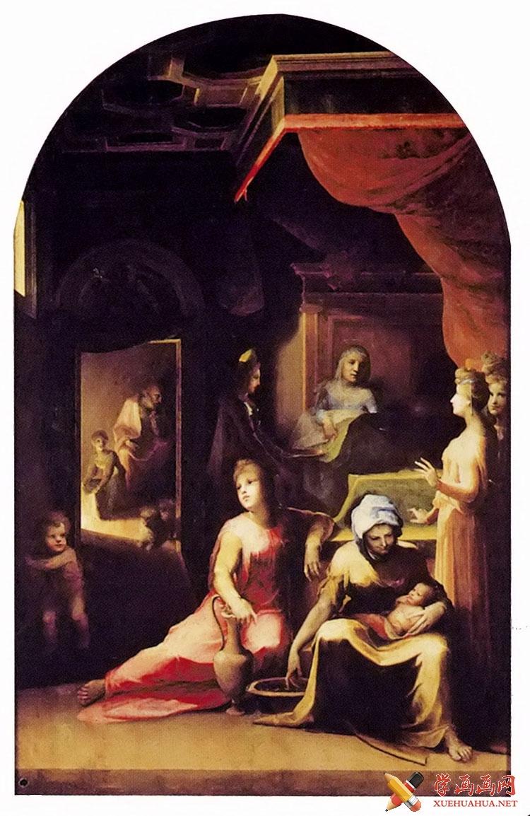 Domenico di Pace Beccafumi作品大全(4)