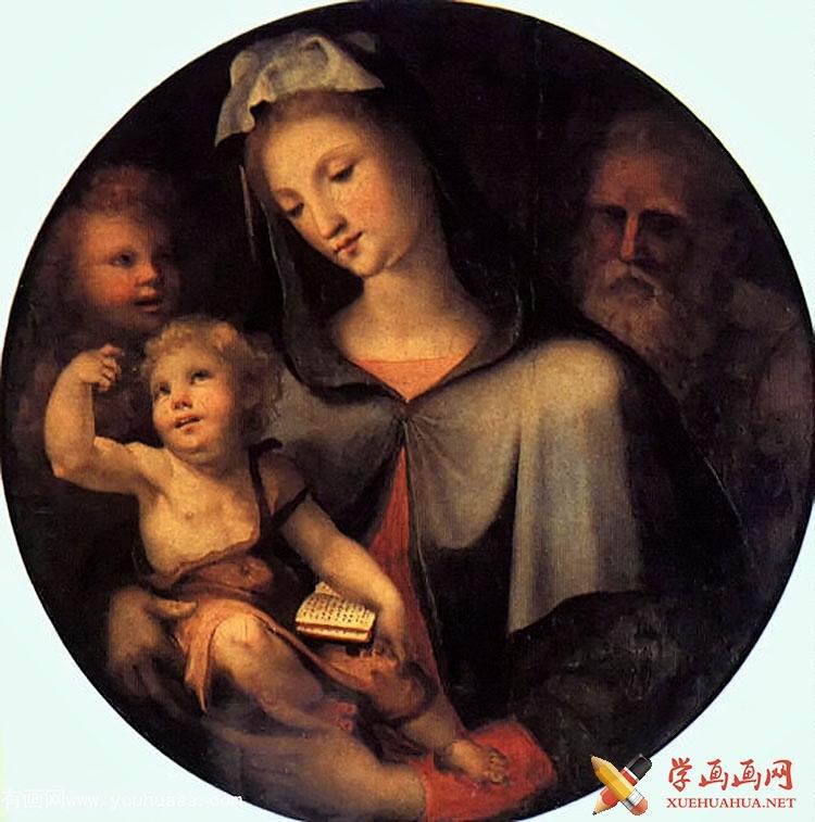 Domenico di Pace Beccafumi作品大全(5)