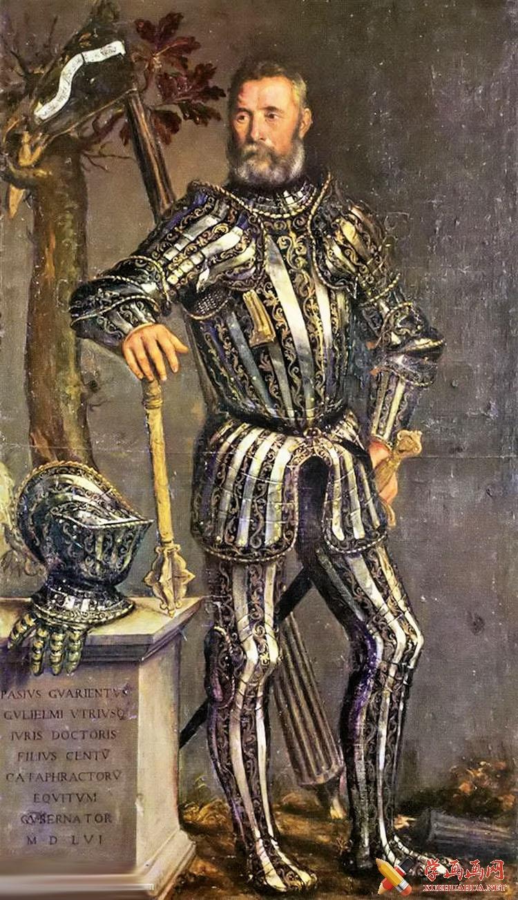 Domenico Riccio油画作品欣赏(1)