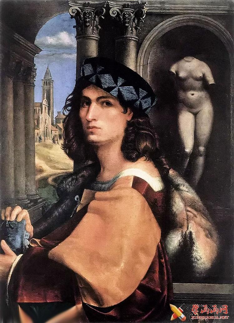 Domenico Caprioli油画作品(1)
