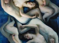 Christopher Pugliese人体油画欣赏