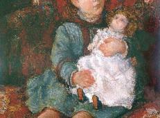 抱着洋娃娃的杰曼 莫奈.jpg