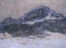 薄雾下的柯尔萨斯山 莫奈.jpg