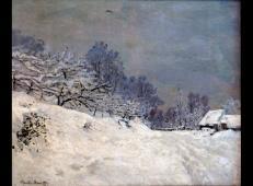 冬季圣·西米翁农场前的路 莫奈.jpg