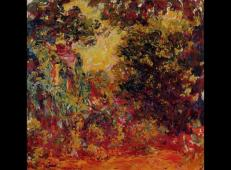 从玫瑰花园看莫奈之家 莫奈.jpg