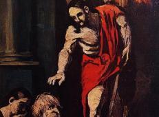 在地狱边缘的基督 塞尚作品赏析.jpg