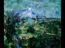 从雷洛维斯镇眺望圣维克多山2 塞尚作品赏析.jpg