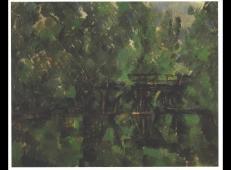 池塘上的桥 塞尚作品赏析.jpg