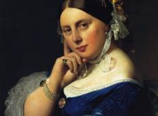 德尔菲娜·拉梅尔,安格尔夫人 法国 安格尔.jpg