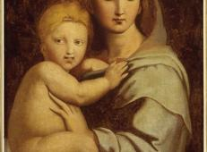圣母子2 法国 安格尔.jpg