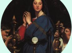 霍斯特圣母 法国 安格尔.jpg