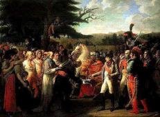 拿破仑接收维也纳的钥匙 法国 安格尔.jpg