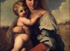 圣母子 法国 安格尔.jpg