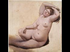 三只手臂的女子 法国 安格尔.jpg