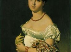 潘寇克夫人 法国 安格尔.jpg