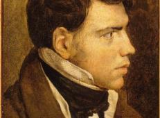 年轻男子肖像 法国 安格尔.jpg