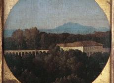博尔盖塞别墅的橘园 法国 安格尔.jpg
