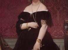 站着的穆瓦特西耶夫人 法国 安格尔.jpg
