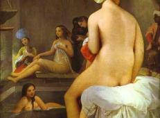 小浴女 法国 安格尔.jpg